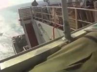 Somalijscy piraci vs ochrona statku