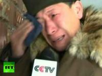 Histeria po śmierci Kim Dzong Ila