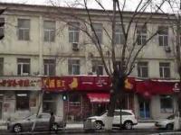 Odśnieżanie dachu w Chinach