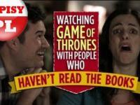 Oglądanie Gry o tron z ludźmi, którzy nie czytali książek
