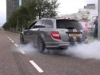 Potworny Mercedes C63 AMG by Weistec