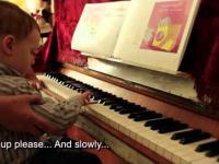 Ty też możesz nauczyć się gry na pianinie!