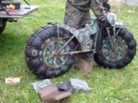 Rosyjski motocykl