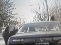 Świetna riposta policjanta