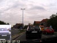 Kierowca żąda wyłączenie wideo rejestratora i grozi policją