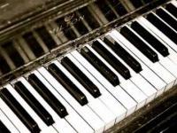 Ona tańczy dla mnie - pianino