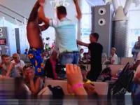 Polacy wracający z Tunezji
