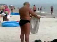 Nigdy nie pij na Plaży