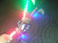 Quadrocopter prostej konstrukcji