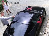 Krertyn podrapał Porsche 911 Turbo