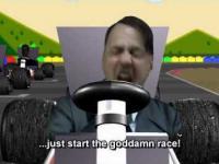 Super Hitler Kart