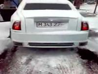 Rolls Royce Phanton z kazachstanu
