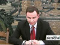 Komorowski przejął władzę po telefonie Miedwiediewa