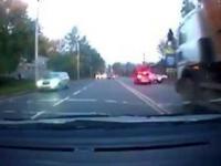 Ucieczka przed rosyjską policją