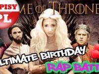 Urodzinowa Rap Bitwa