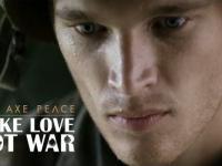 Nowa reklama AXE - Make Love, Not War