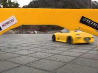 Japoński mistrz parkowania