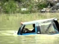 Podwodny samochód