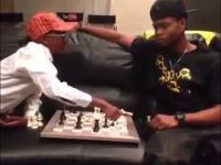 Nigdy nie wgrywaj w szachy z murzynem z gangu