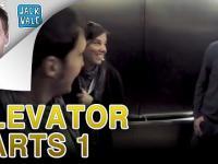 Pierdzenie w windzie