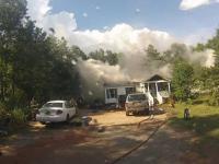 Niebezpieczeństwo obserwacji pożaru