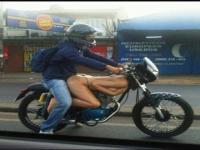Marzenie rowerzysta: motocykli giganty