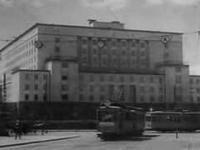 Warszawa przedwojenna i niszczenie mista po powstaniu warszawskim