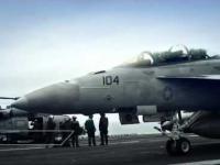 Służba F-18 na lotniskowcach