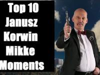 Top Ten Janusz Korwin Mikke Moments / TOP10 Najlepszych Momentów Janusza Korwin Mikke