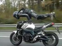 Ekstremalna jazda motorem