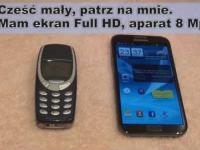 Telefon komórkowy-Nic nie pokona klasyki!