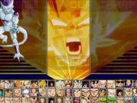 Dragon Ball M.U.G.E.N 2010 Saiyan Fury