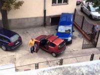 Dziadek z Seicento - Parkowanie roku