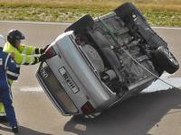 Poważny wypadek podczas wyścigu