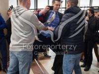 Dziennikarz TV Republika wyrzucony z konferencji prasowej WOŚP