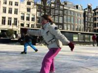 Amsterdam- pozytywne miasto