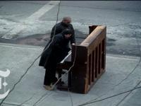 Pianino w Nowym Jorku