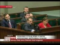 Polska polityka w krzywym zwierciadle
