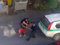 Słowacka policja aresztuje młodego cygana