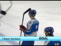 Cudowny hokejowy gol