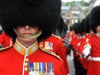 Faile żołnierzy kompanii reprezentacyjnych