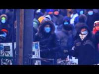 Ukraina - zamieszki 2014