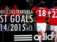 Niesamowite bramki T-mobile Ekstraklasy pierwszej części sezonu