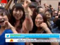 Gangnam Style - PSY budzi Amerykę