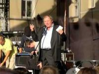 Andrzej Grabowski - Agitacja polityczna