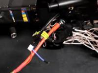 Student tworzy 40W laser!