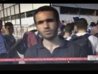 Syryjczyk vs Cezary Pazura