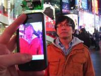 Zhackował wyświetlacze na Times Square