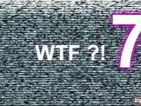 Mix WTF'ów VII