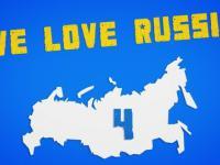 We Love Russia 4 || VPL